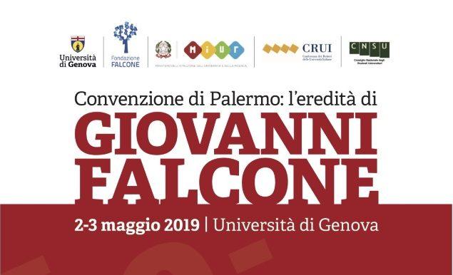 Locandina dell'edizione 2019, tenuta presso l'Università di Genova